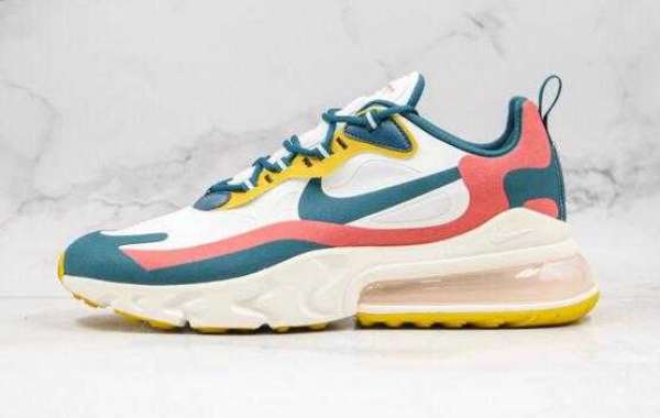 CT1264-103 NIKE AIR MAX 270 React is Available Now
