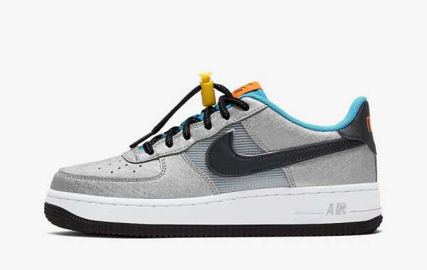 Nike Air Force 1 GS Sky Nike to Release on June 20, 2020