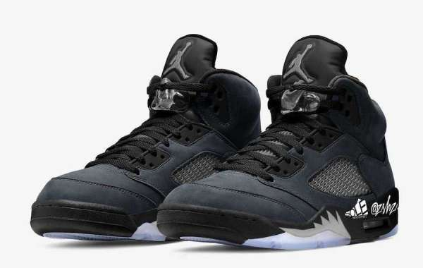 Air Jordan 5 Anthracite Will Release Early 2021