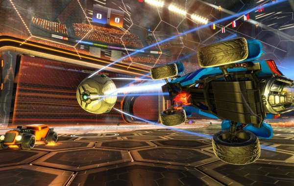ROCKET LEAGUE if in desire to punting balls with vehicles