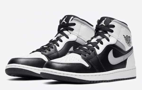 """Where To Buy The Most Popular Air Jordan 1 Mid """"White Shadow"""" Sneakers?"""
