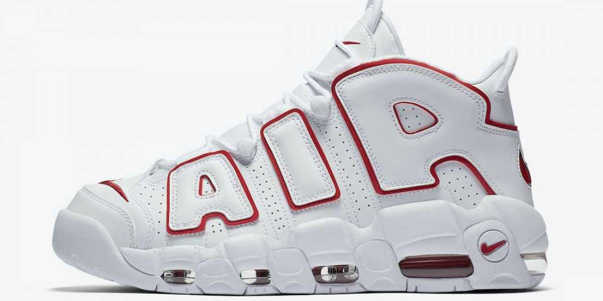 """Big AIR"" Air More Uptempo 921948-102 new color is here!"