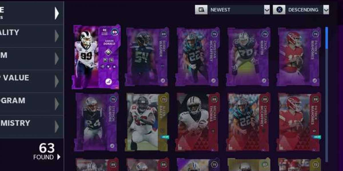 What should the best team in Madden NFL 21 look like