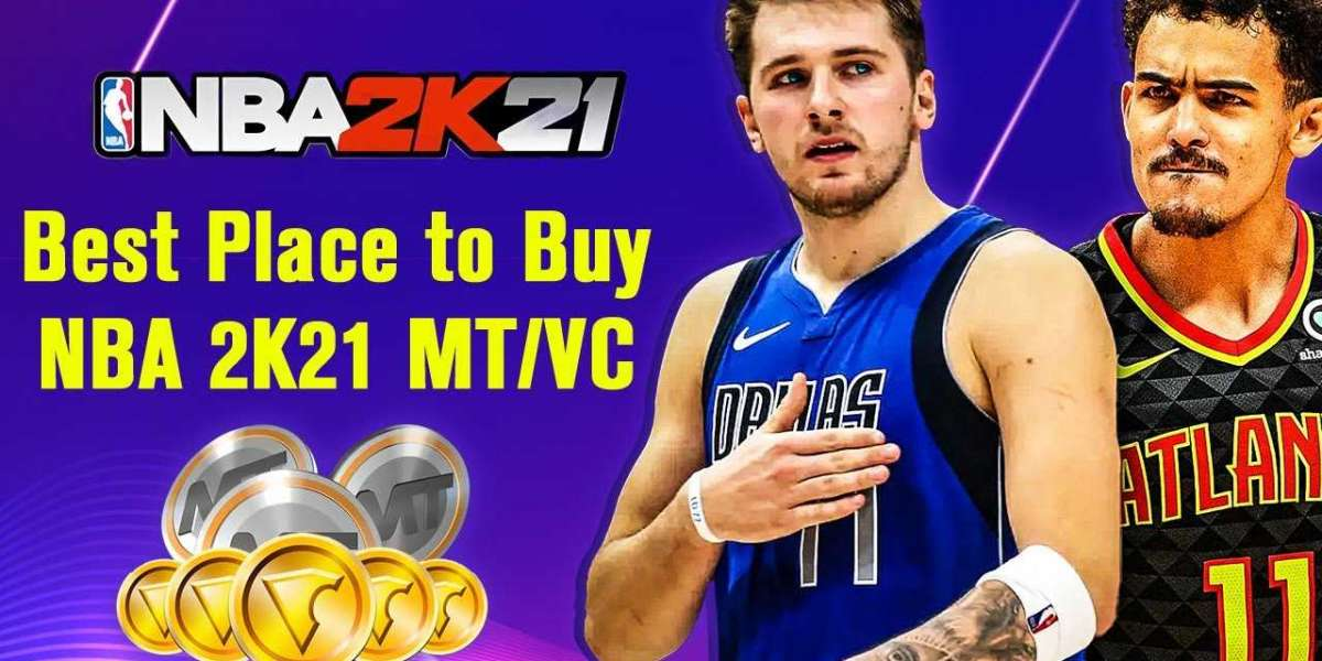 NBA 2K21 is a monumental leap forward for the franchise