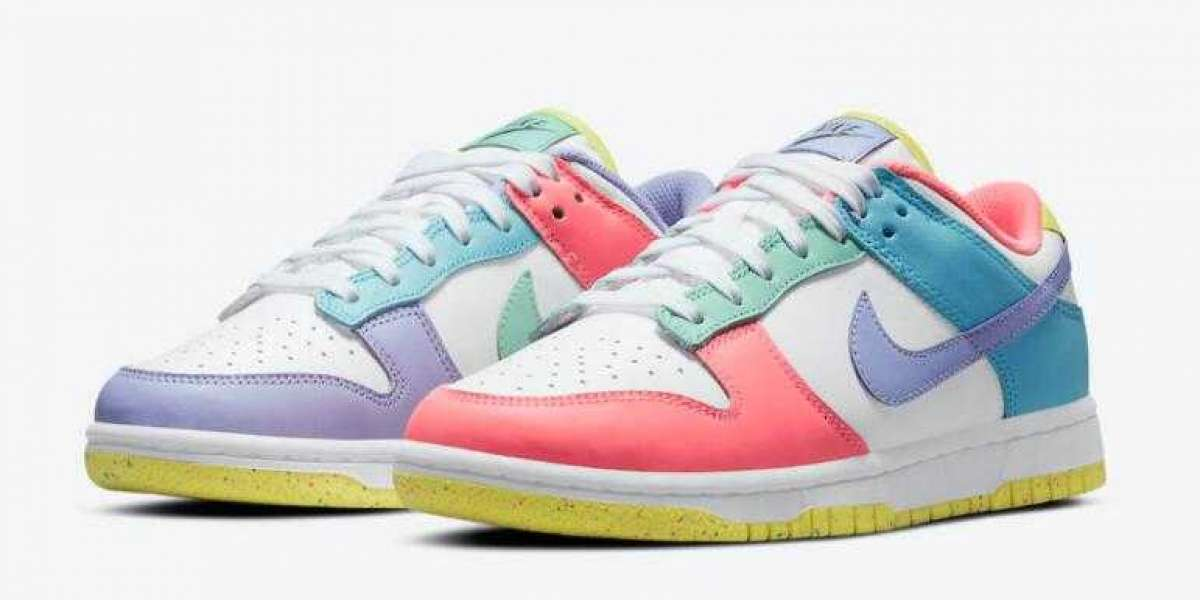 Dream Running Shoes is Nike Dunk Low WMNS Easter DD1872-100