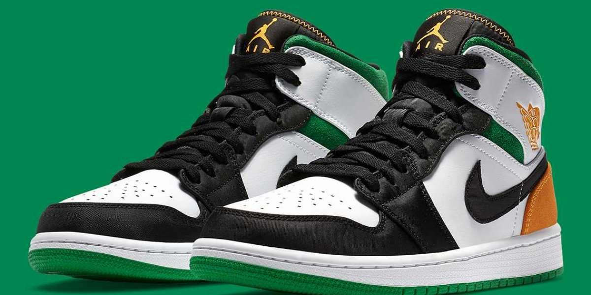 "852542-101 Air Jordan 1 Mid SE ""Oakland"" To Buy Online"