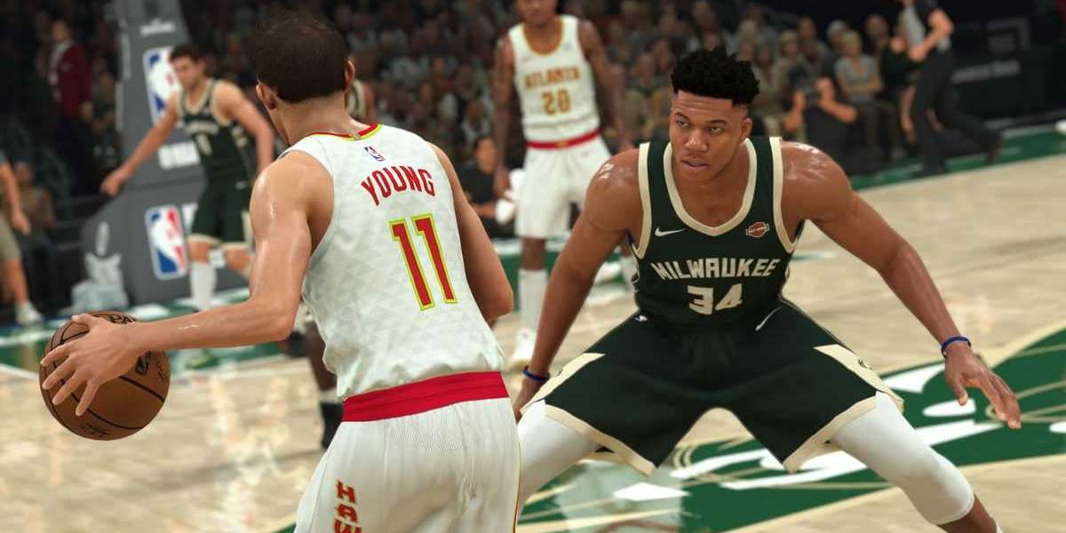 That includes progress made at the NBA 2K21 trendy edition