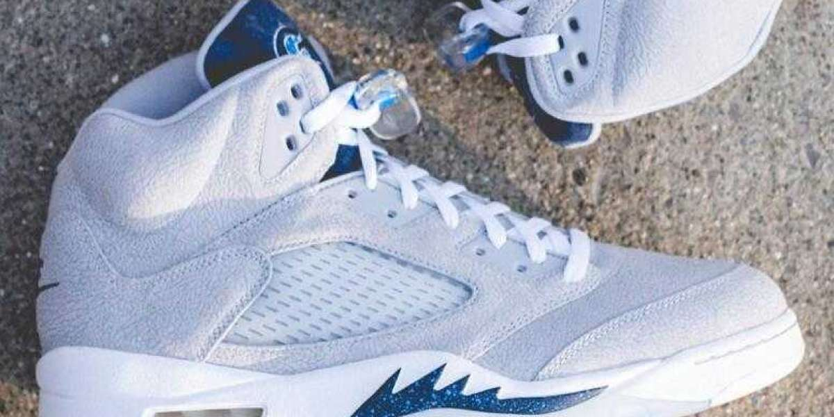When Will the Air Jordan 5 Georgetown Hoyas PE to Arrive ?