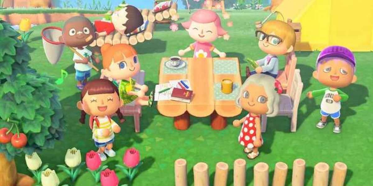 Map expansion in Animal Crossing