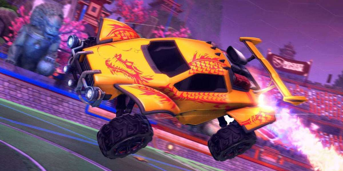 Rocket League will also be hitting the Epic Games Store