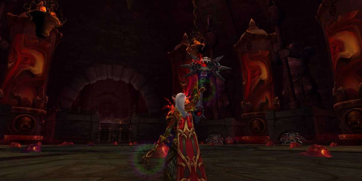 Blood Death Knight Guide for WoW TBC Classic PvP and PvE