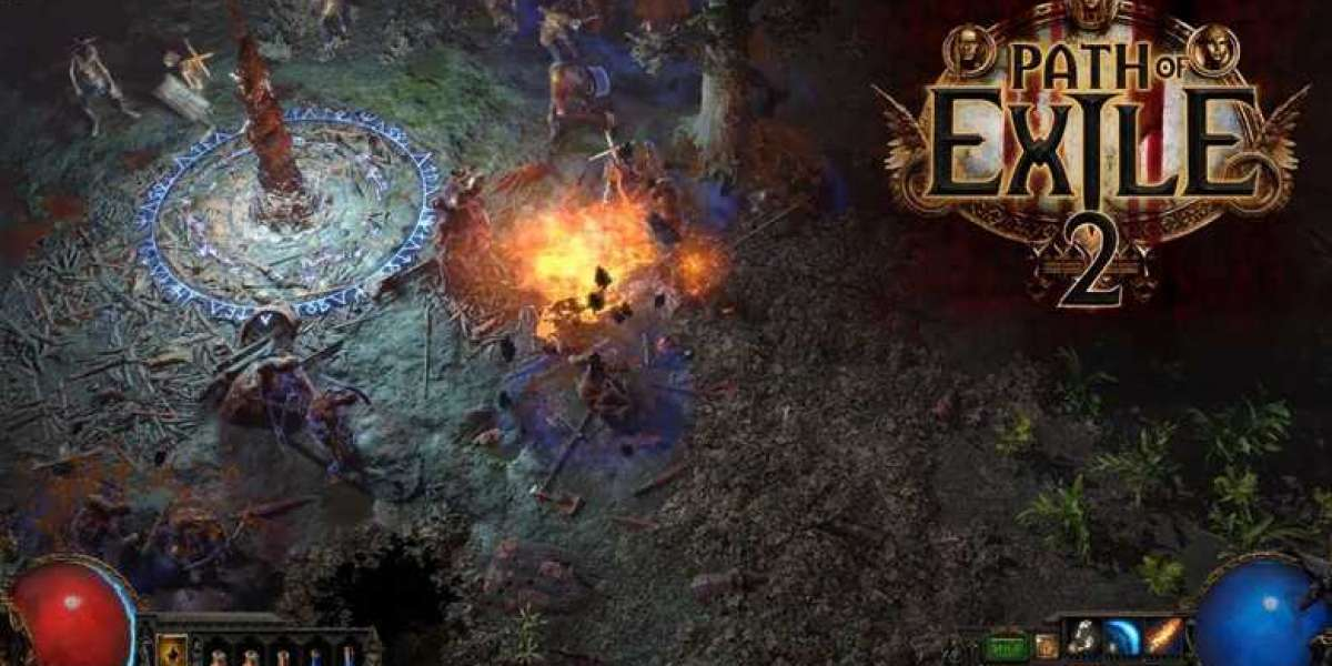 This is the ingenuity of Path of Exile