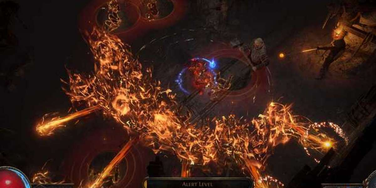 Path of Exile: information needed before building a character