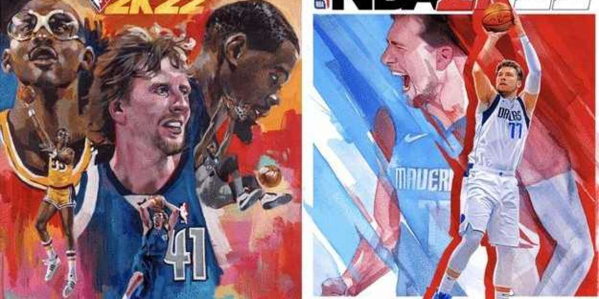 The standard cover will feature Luka Doncic