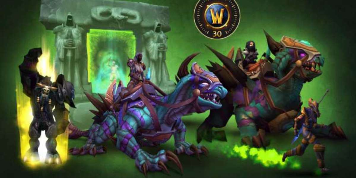 The latest PTR version of WoW Burning Crusade Classic is now live
