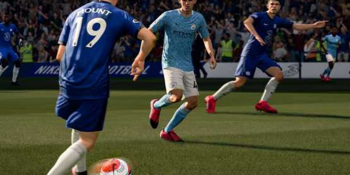 Player ratings of last season's championship team will be eye-catching in FIFA 22