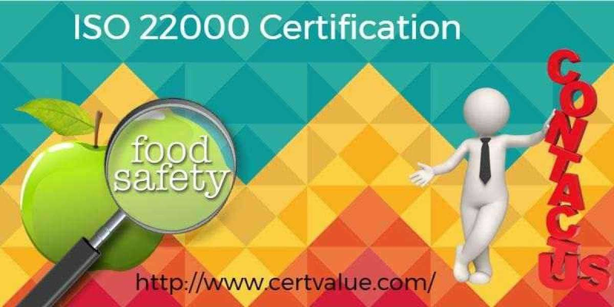 What is the ISO 22000 certification? and Procedure of the ISO 22000 Certification in Qatar?