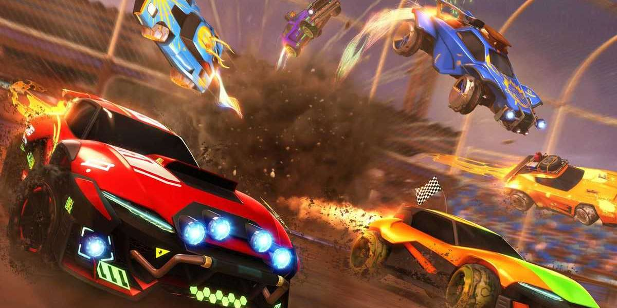 Just like weapons in a looter shooter the top notch frame types in Rocket League may be damaged down into rarity degrees